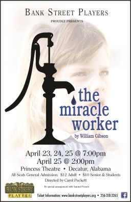 the problem of helen keller in the play the miracle worker Pennsylvania playhouse is presenting a dramatically heartfelt and moving production of the miracle worker, which tells the true story of helen keller and her.